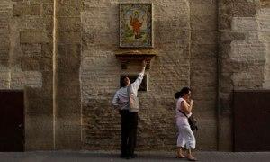 Spain letter serendipity